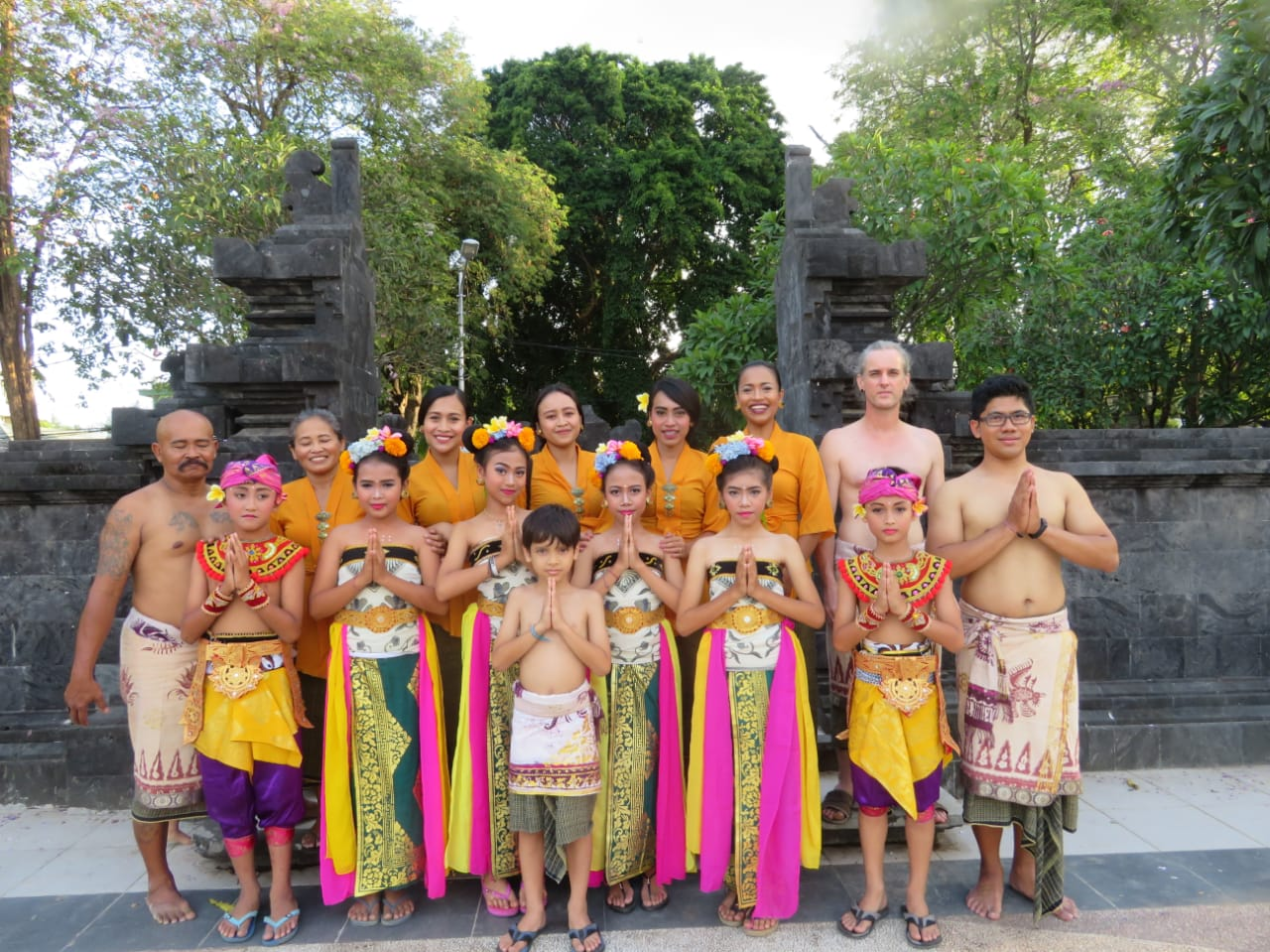 Balinese Gamelan Dance Mekar Bhuana 1 Set Alat Band News