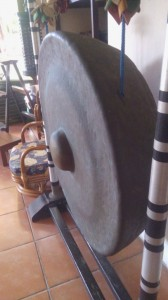 Balinese-style Gong
